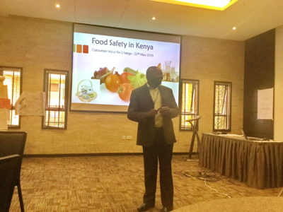 Food Safety in Kenya Presentation 2